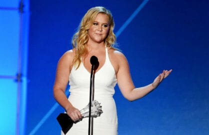 Amy Schumer Critics Choice