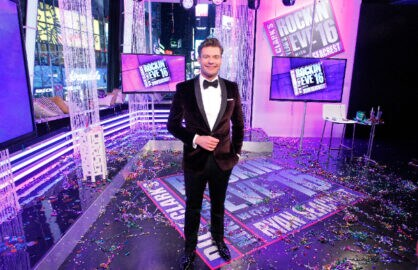 seacrest new years eve