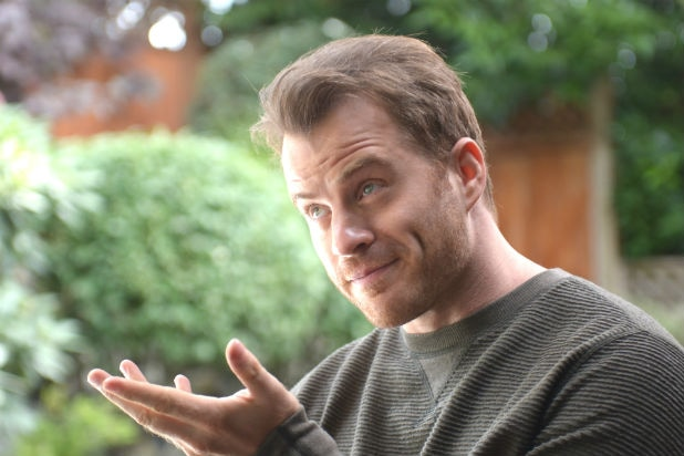 second chance rob kazinsky