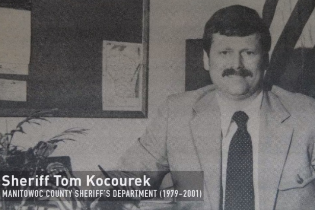 Sheriff Tom Kocourek