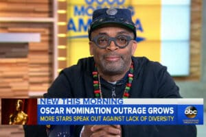 Spike Lee GMA