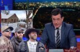 stephen colbert oregon militia