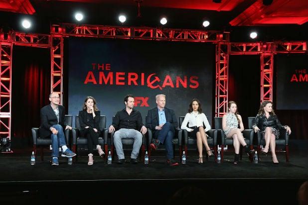 the americans tca