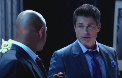 The Grinder Cold Open Rob Lowe