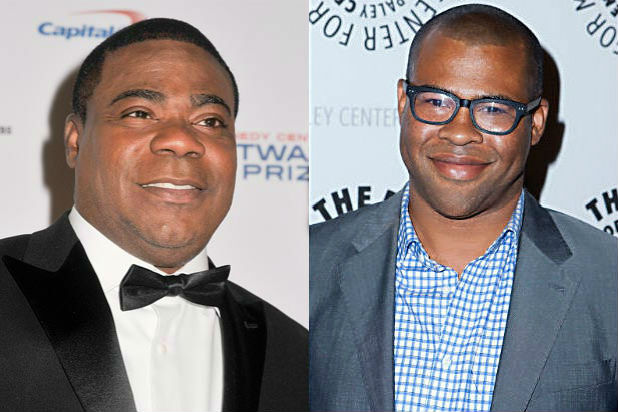 tracy morgan jordan peele