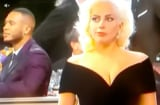 Lady Gaga at the Golden Globes captured in a popular Vine