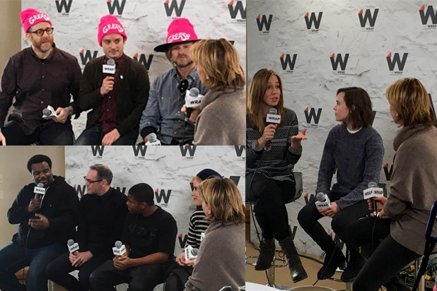 wrap studio at sundance 2016 ellen page