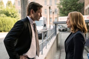 x files fox mulder scully