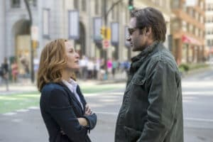 x files mulder scully