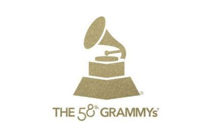 2016 grammys logo