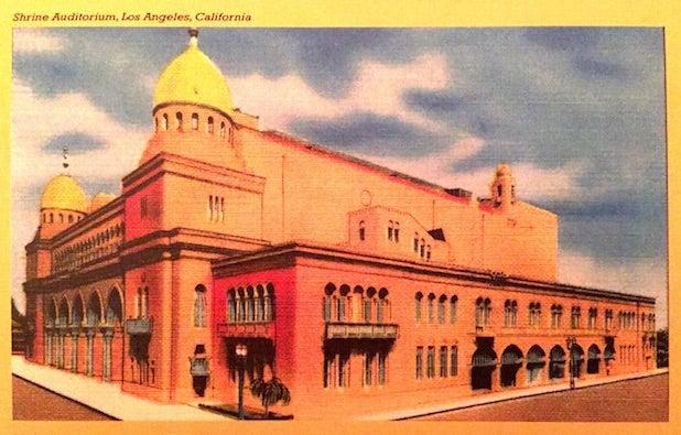 Shrine Auditorium