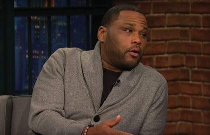 Anthony Anderson will not vote for Ben Carson