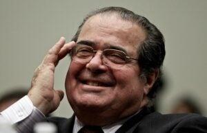 Antonin Scalia Twitter