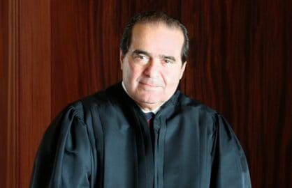 Antonin Scalia debate