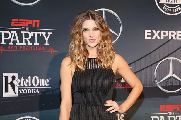 Ashley Greene at ESPN The Party