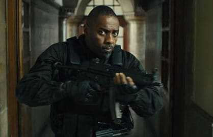 Bastille Day Idris Elba