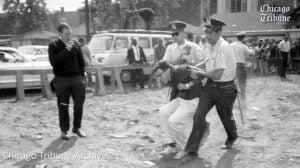 Bernie Sanders Arrested