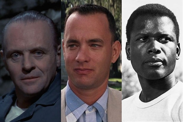 Best Oscar Actors