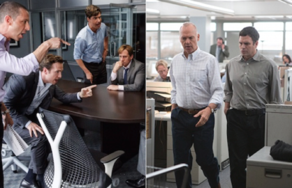 The Big Short and Spotlight