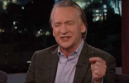 Bill Maher on why he endorses Bernie Sanders