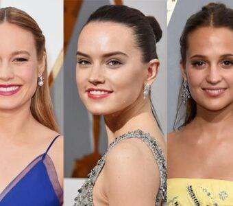Oscars Red Carpet Arrivals (Photos)