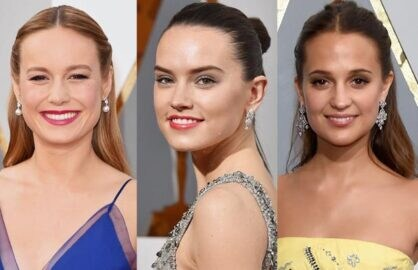 Oscars Red Carpet Arrivals (Photos)