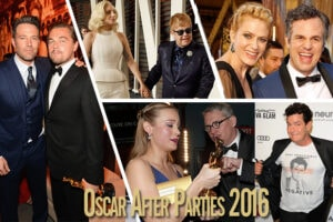 COVER - Oscars 2016 After Parties