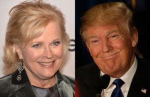 Candice Bergen Donald Trump