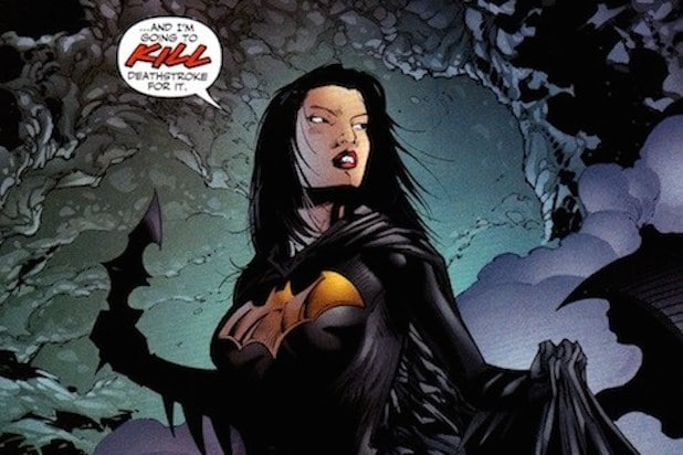 Cassandra Cain Ella Jay Basco Birds of Prey