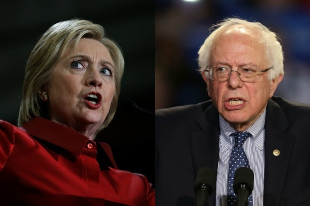 Hollywood Democrats Talk About 'Growing Hysteria' Over Bernie Sanders' Refusal to Bow Out