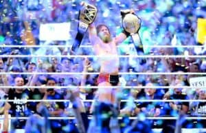 Daniel Bryan Retires