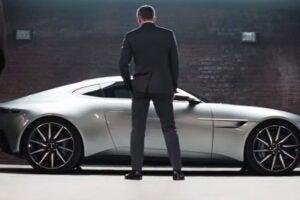 Aston Martin's DB10 sells for $3.5 million