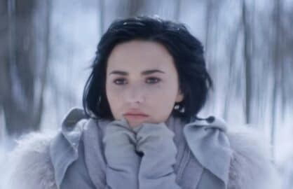 Demi Lovato Stone Cold Music Video