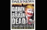 Donald Trump Mindless Zombies NY Daily News