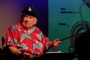 Ed Asner A Man and His Prostate
