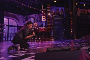 Eva Longoria gets 'Low' on Lip Sync Battle