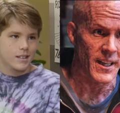 Evolution of Ryan Reynolds