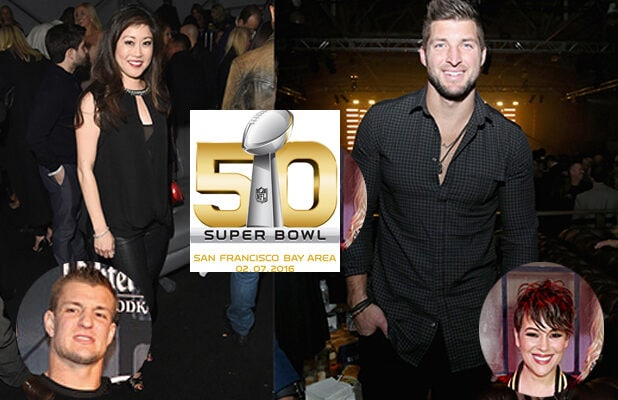 Former Athletes Kristi Yamaguchi at Playboy, Tebow at ESPN, Gronk