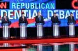 GOP Presidential Debate Candidates