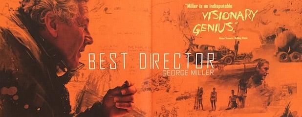 George Miller ad
