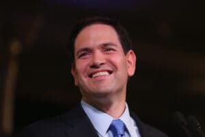 Marco Rubio Holds Los Angeles Fundraiser for Senate Campaign (Exclusive)