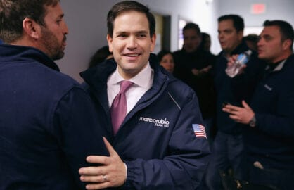 Marco Rubio New Hampshire Primaries