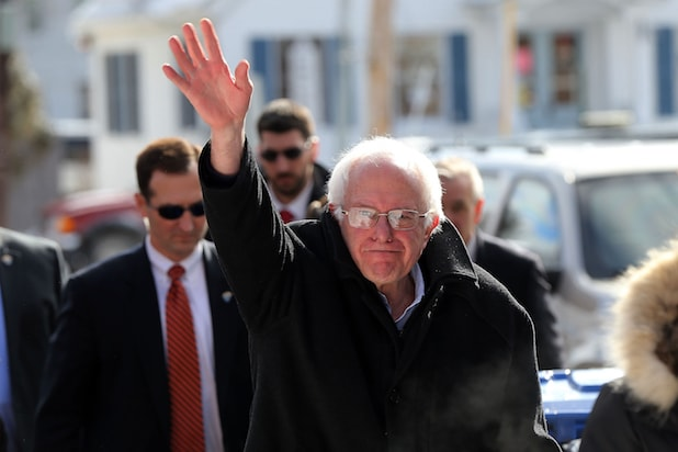 Bernie Sanders New Hampshire Primaries