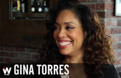 Gina Torres Wrapid Fire