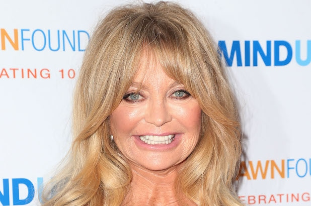 Goldie Hawn To Play Amy Schumer S Mother In Fox Comedy