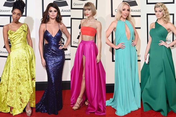 Grammys Split