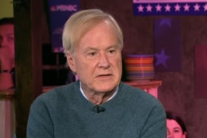 Hardball host Chris Matthews