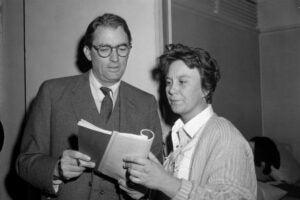 Harper Lee Gregory Peck To Kill a Mockingbird