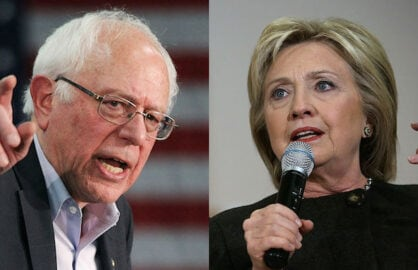Democratic Party Apologizes to Bernie Sanders for 'Inexcusable Remarks' in Leaked Emails Hillary Clinton