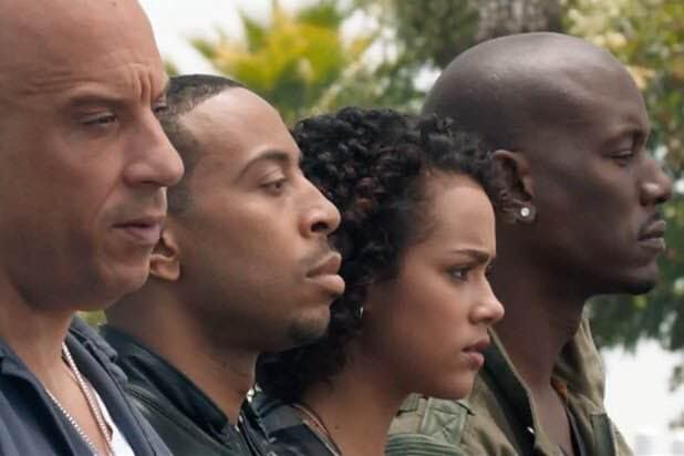 Fast and Furious diverse hollywood